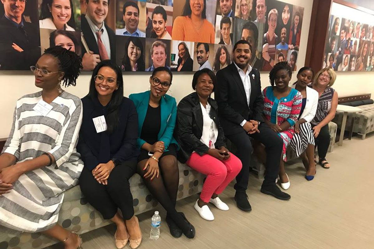 IVLP: Angola Fiscal Transparency in Business