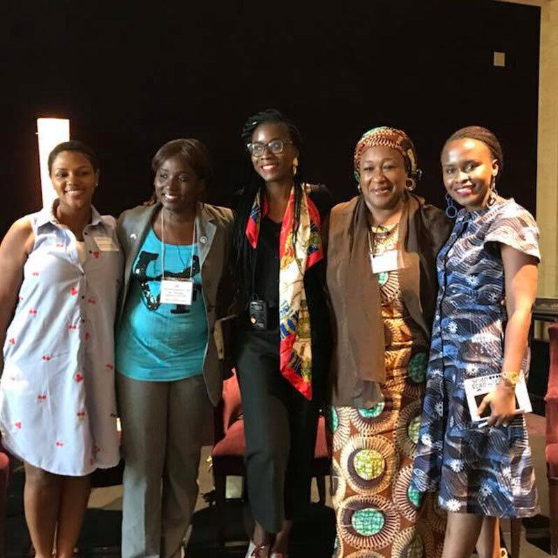 African Women's Entrepreneurship Program panel
