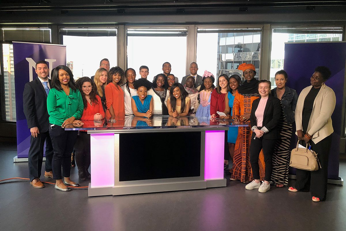 IVLP: Empowering Women Journalists from Cameroon