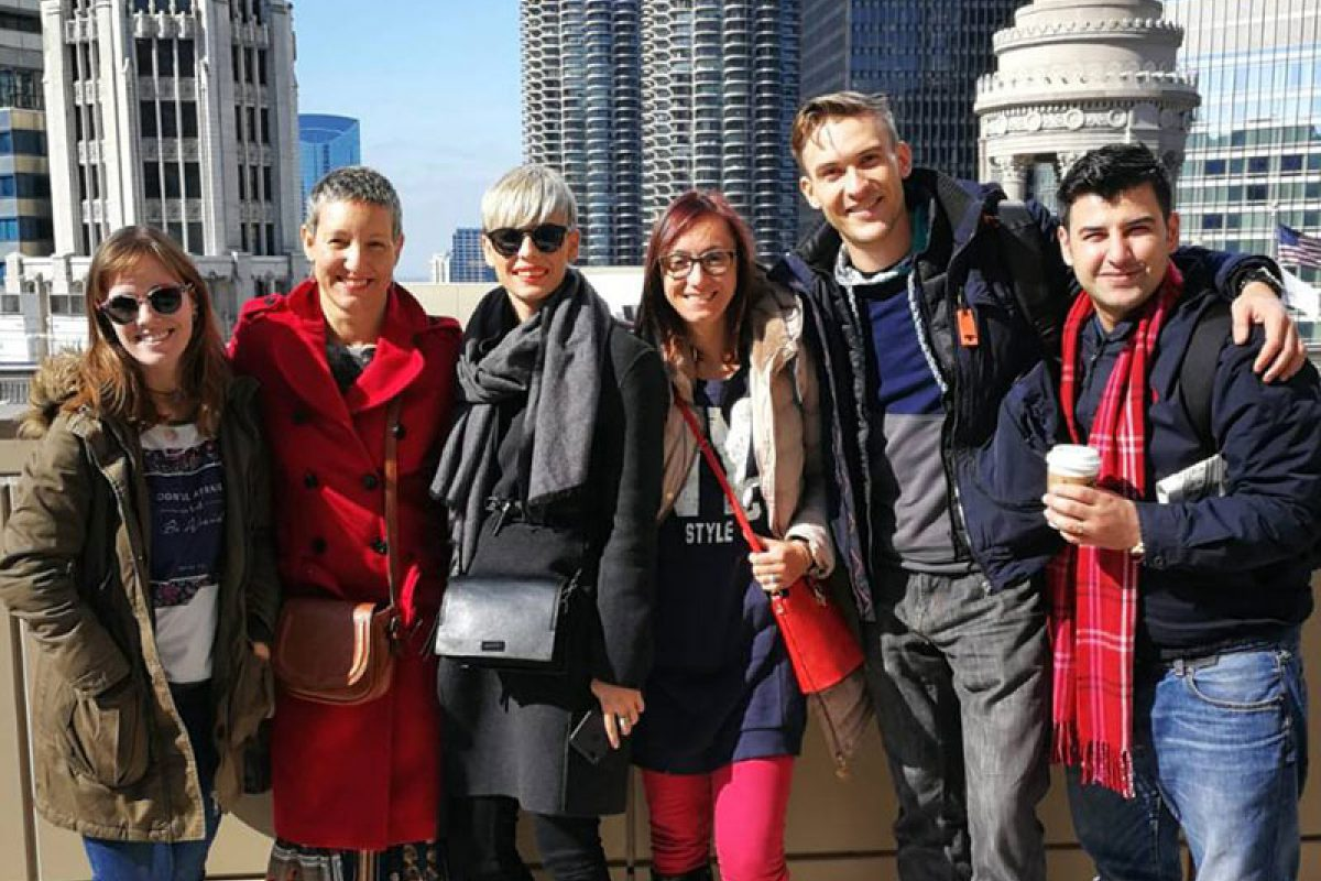 WorldChicago Pro Fellows in Chicago Fall 2018