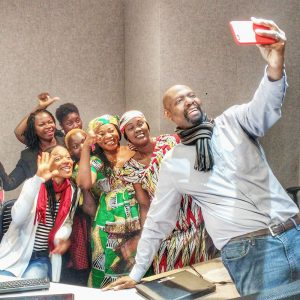 IVLP Delegation-Empowering Women Journalists from Cameroon
