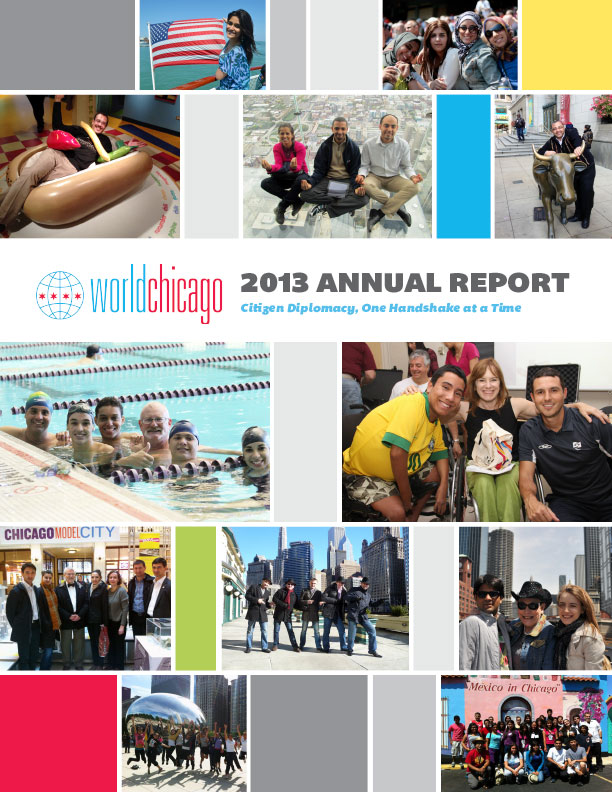 2013 World Chicago Annual Report thumb